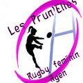 Logo club de rugby féminin