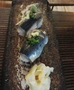 Sushis sardine