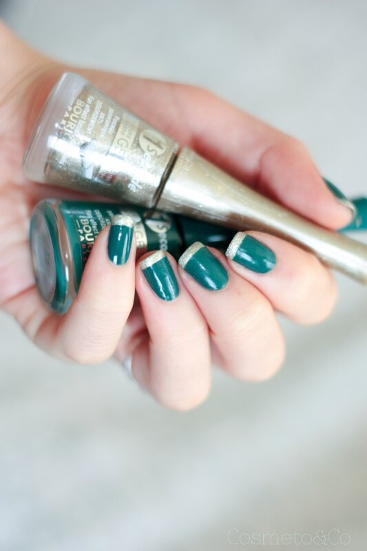 oh my gold god save the green bourjois