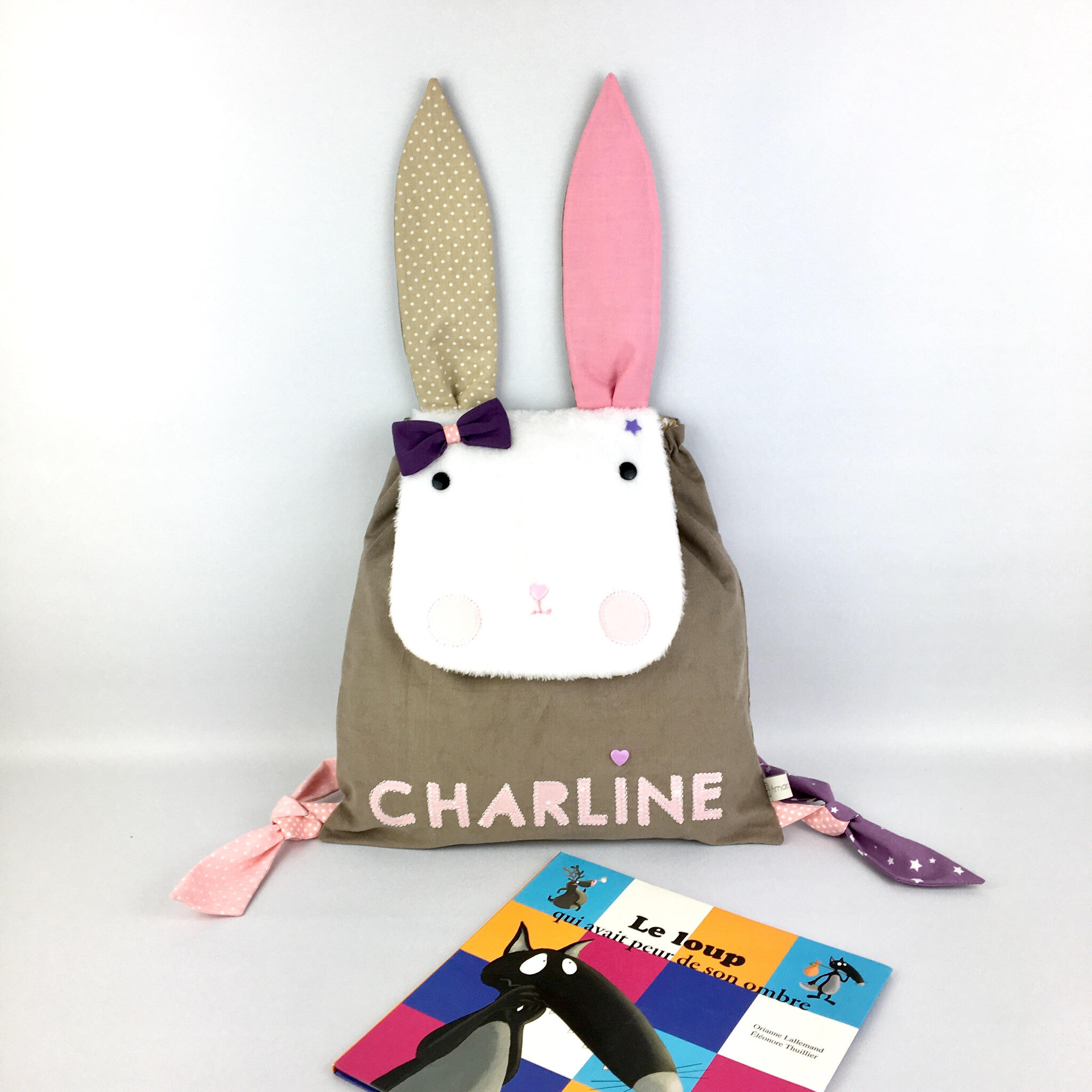 Sac lapin Charline