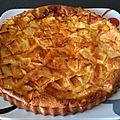 Clafoutis leger pommes / poires (ww)