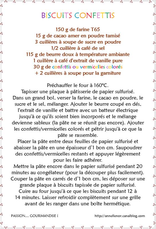 Biscuits confettis_fiche