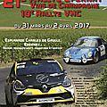 Rallye epernay vins de champagne 2017