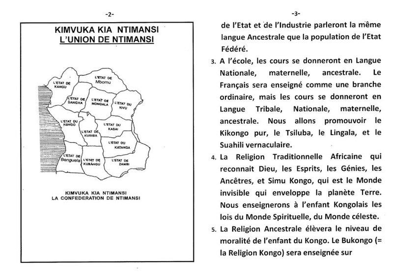 LA TERRITORIALE DES AUTOCHTONES AU KONGO CENTRAL b