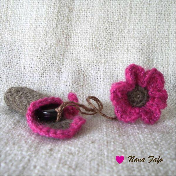 Porte-clé-usb-fleur-rose-03