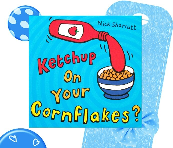 Ketchup on your cornflakes, séquence Food, cycle 2