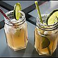 Cocktail paloma...