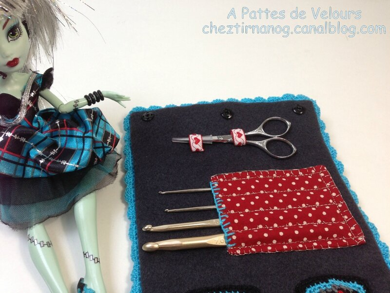 Trousse Monster high couture 6