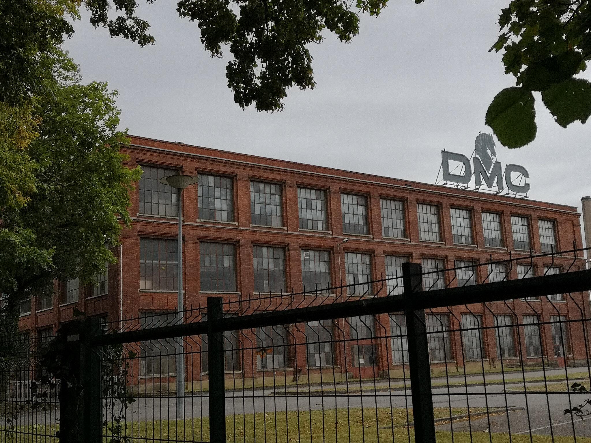 L'usine D.M.C.