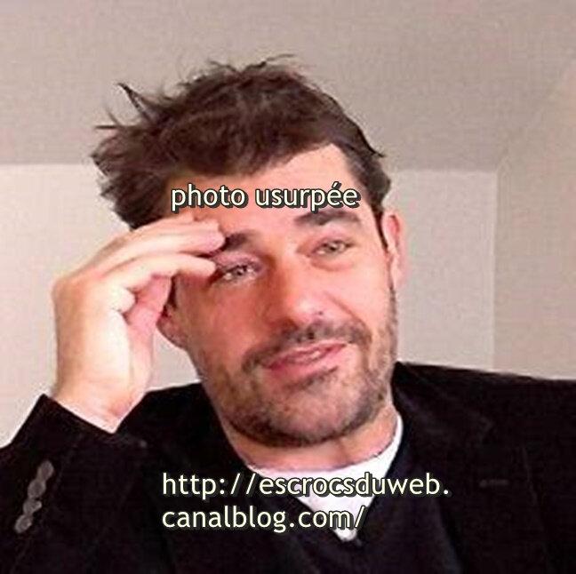 Thierry Neuvic - acteur , usurpé