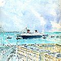 Page 39 Entrée inaugurale du France au Havre