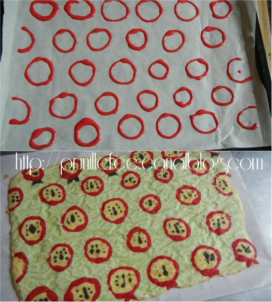 collage swiss roll