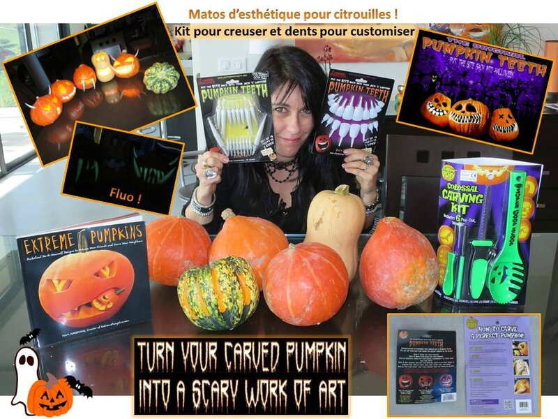 blog halloween citrouille dent kit