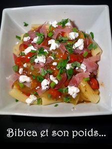 Penne_jambon_italien__ch_vre_et_tomates