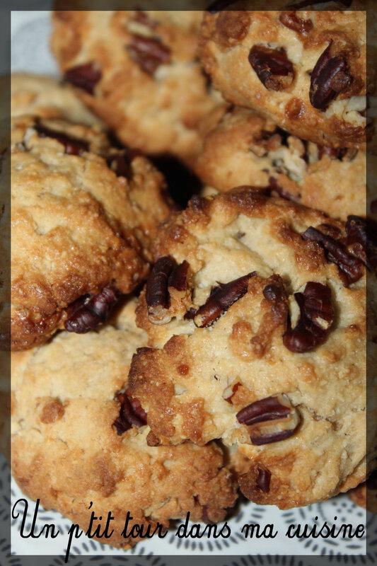 Cookies caramel pécan2