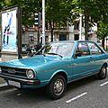 Audi 80 l berline 2 portes