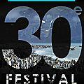 Le festival de ménigoute célébrera sa 30e édition cet automne