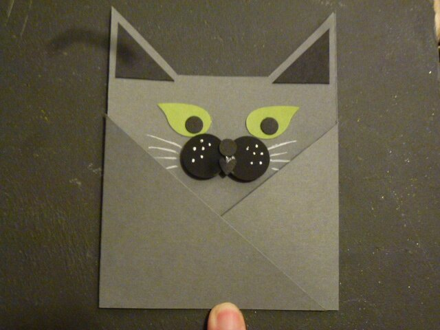 12 Carte chat