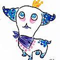 Ecto, mon cutie ghost dog! ♥