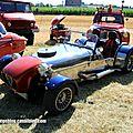 Robin hood super seven roadster de 1976 (6ème Fête Autorétro étang d' Ohnenheim) 01