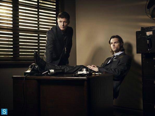 Sam and Dean Supernatural Season 9