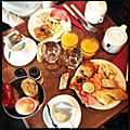 Bon plan brunch : la ferme de charles (paris x) [sev]