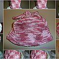 Bonnet rose, rose bonnet