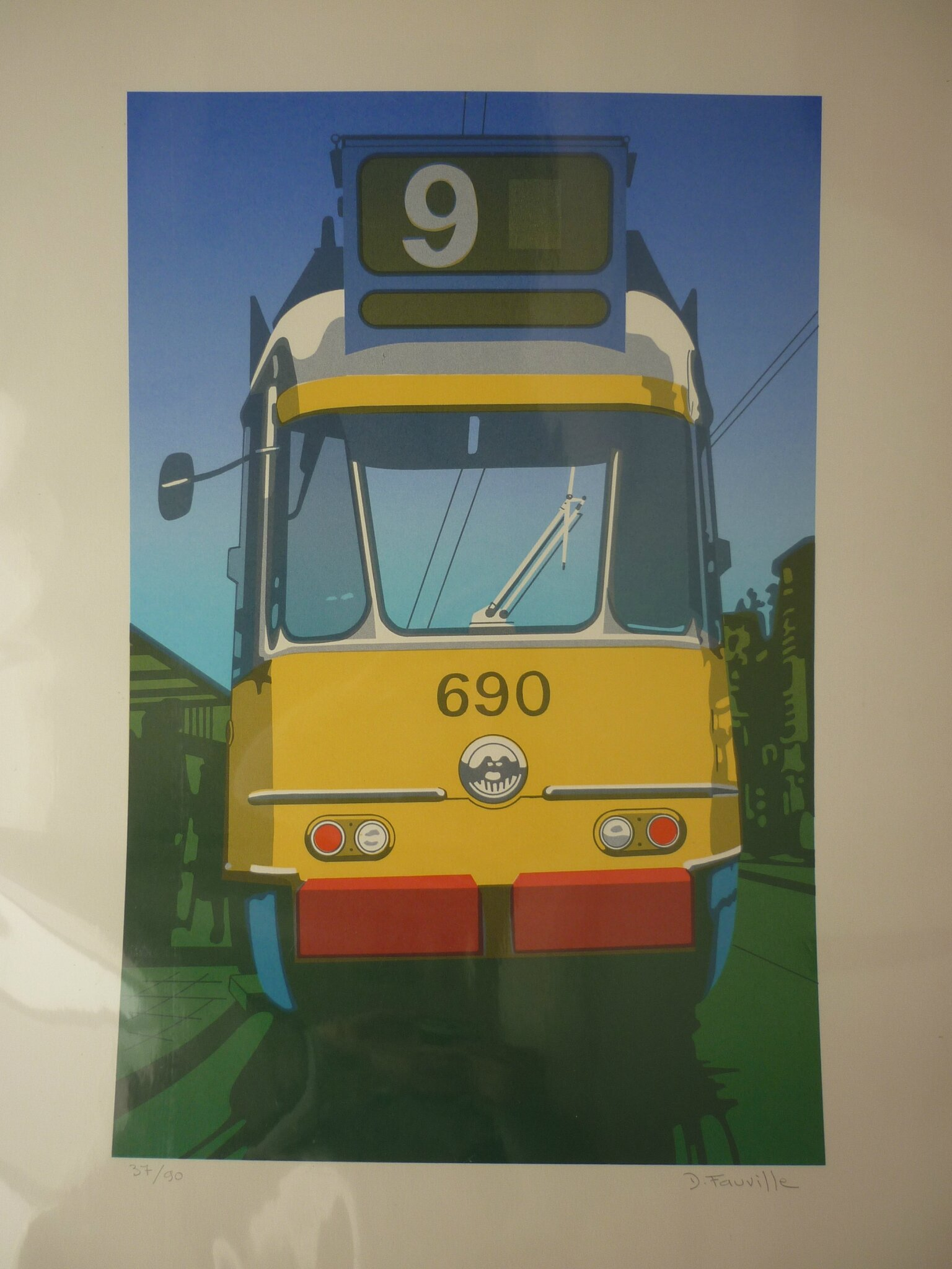 FAUVILLE TRAM 3