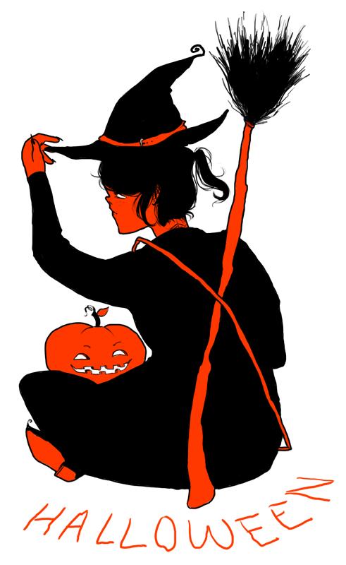 sorcièrehalloween
