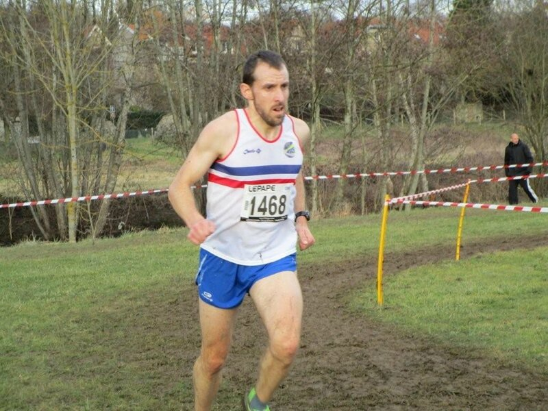 Demi finale chts france cross 5 fevrier 2017 Coulommiers 019