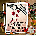 Enquête à laurel heights tome 1 (lisa worrall)
