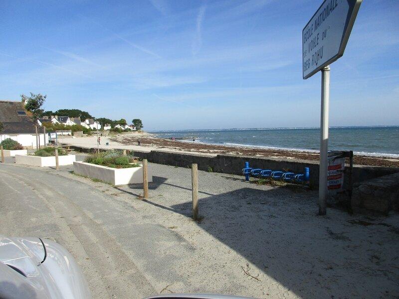 2 - La plage de Kerbourgnec