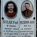 Auclaire paul (nohant vic) + 17/09/1914 cuffies (02)