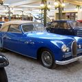 Bugatti type 57 cabriolet de 1936 (Cité de l'Automobile Collection Schlumpf à Mulhouse) 01