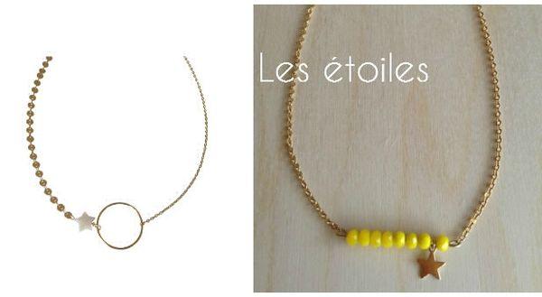 colliers-etoiles
