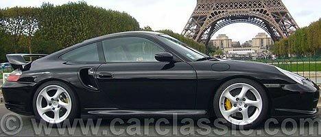 PORSCHE - 911 - 996 GT2 First series - 2001