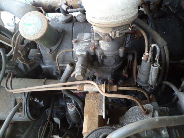 démontage réservoir et début hydraulique 049