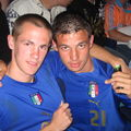 Match Italie France Euro 2008