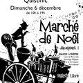 Marché de Noël 2009. Céline Nabec