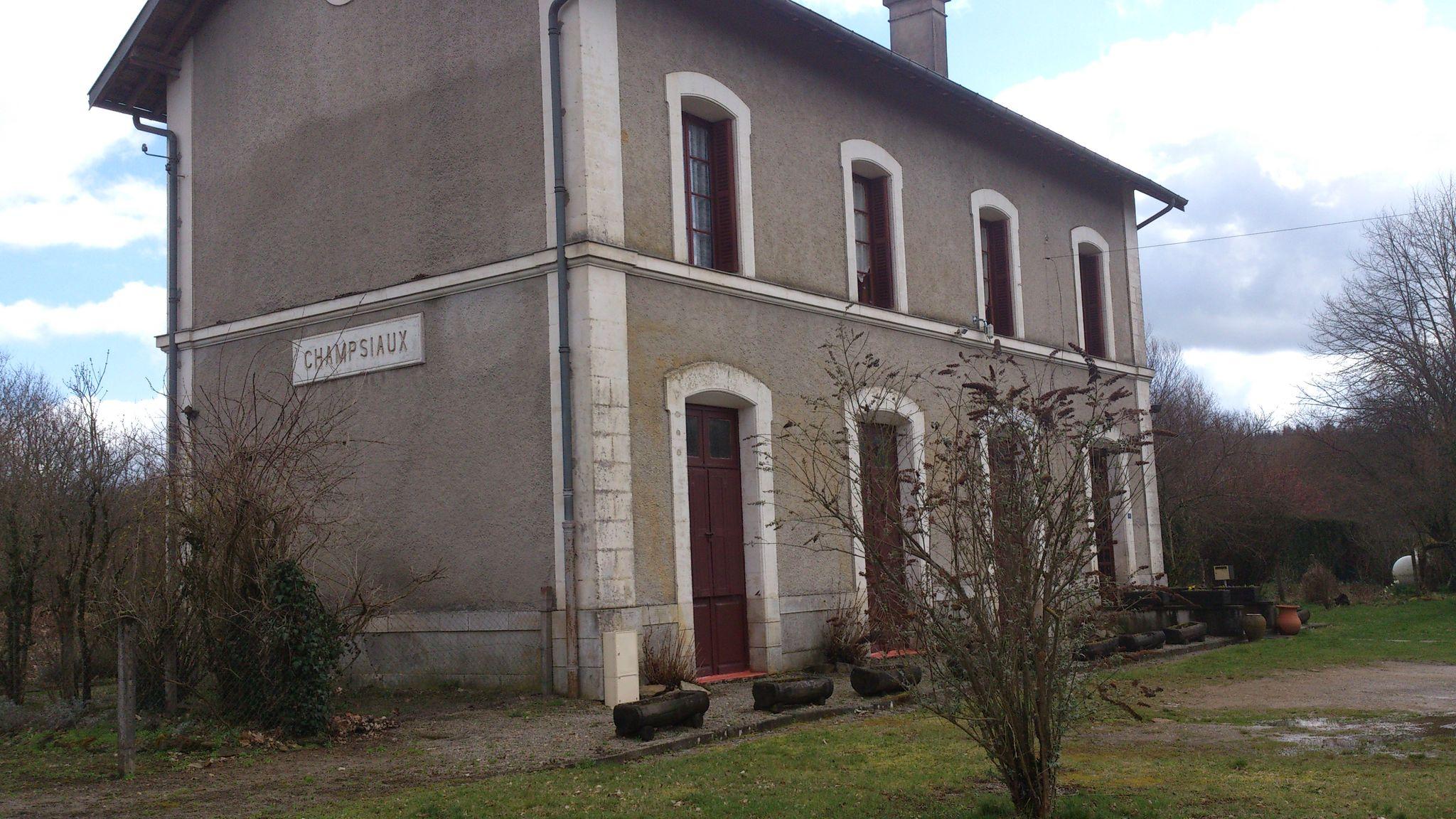 Champsiaux (Haute-Vienne)