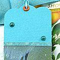 Etiquette cadeau - gift tag