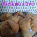 Muffins sans sucre aux smarties
