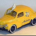 Renault 4cv © michelin ...