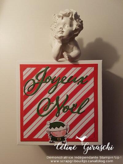 Album et Carte Atelier du Père Noël -1