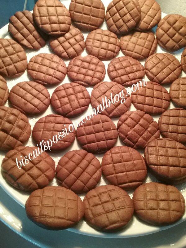 Biscuits anciens à la mélasse, gingembre et épices 089