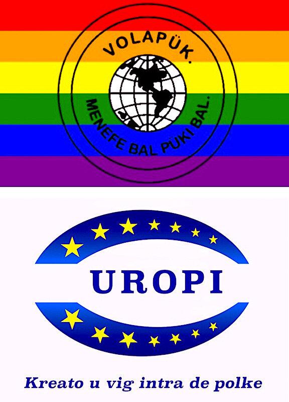 Uropi and Volapük (English)
