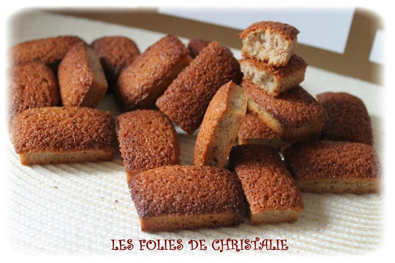 Financiers noisette 8