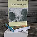 La source de joies, de daniel biyaoula