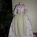 Ateliers Baroques Jad Sampler : La robe à l'anglaise