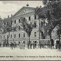 Caserne La Touche-Tréville